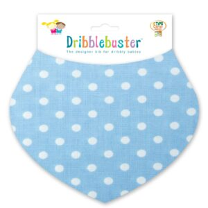 Blue Baby Boy Bib