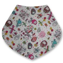 liberty dribble bib Eliza's Owls