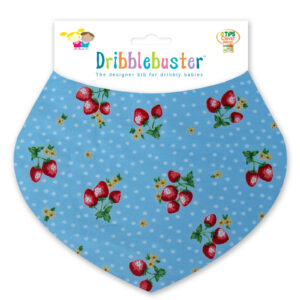 Cute Baby Dribble Bib
