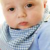 bandana dribble bib