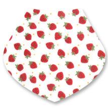 Strawberries Bandana Dribble Bib