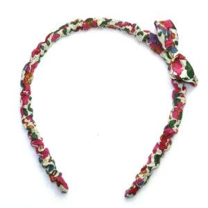 Liberty Pink Betsy hairband