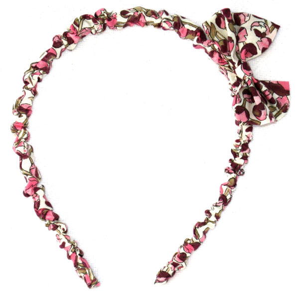 Liberty Fabric hairband