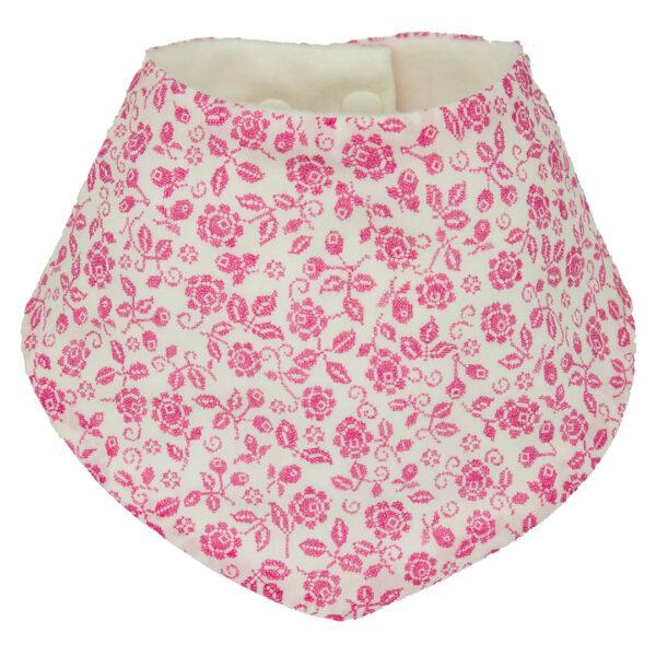 Pink Baby Girl Bibs