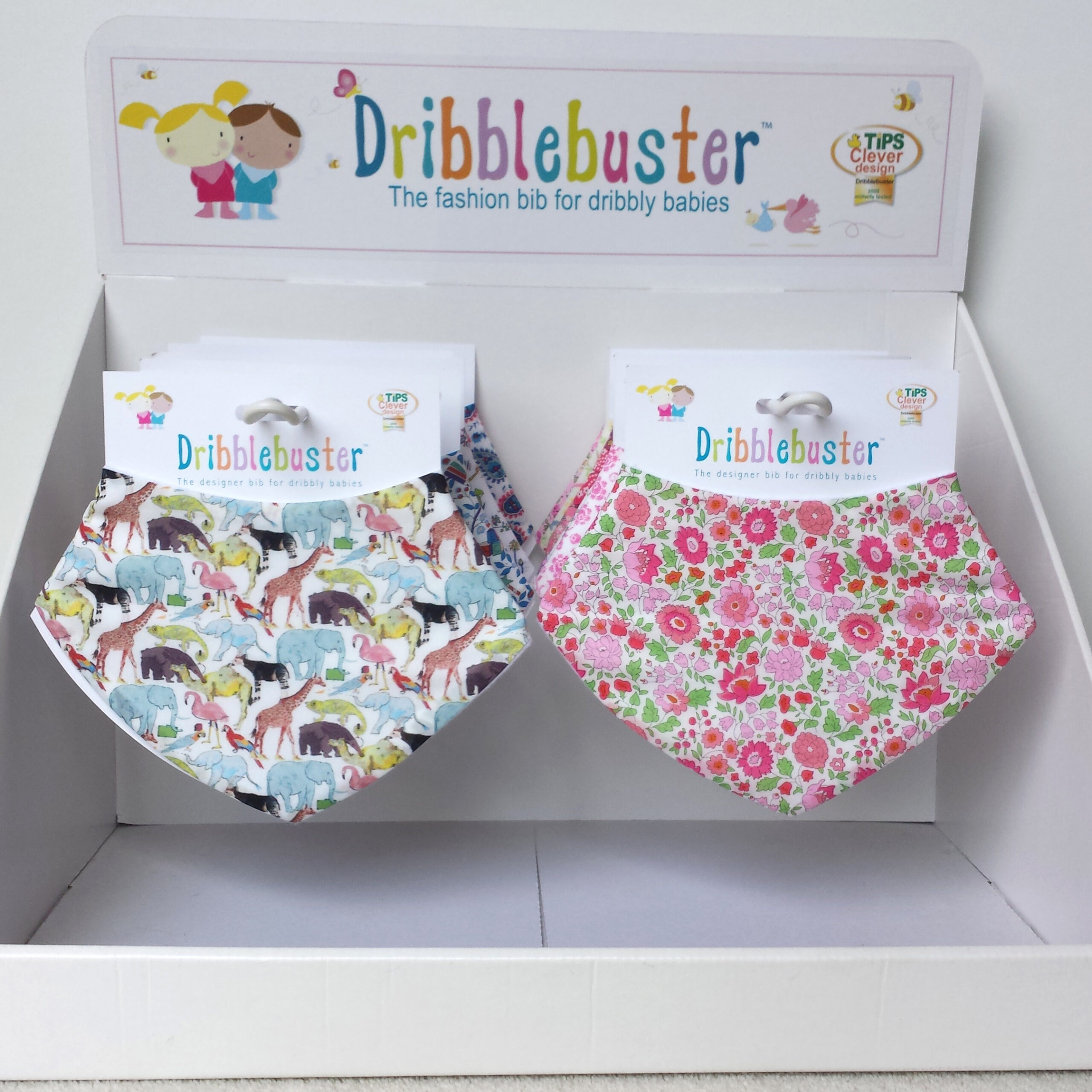 Baby Dribble bibs