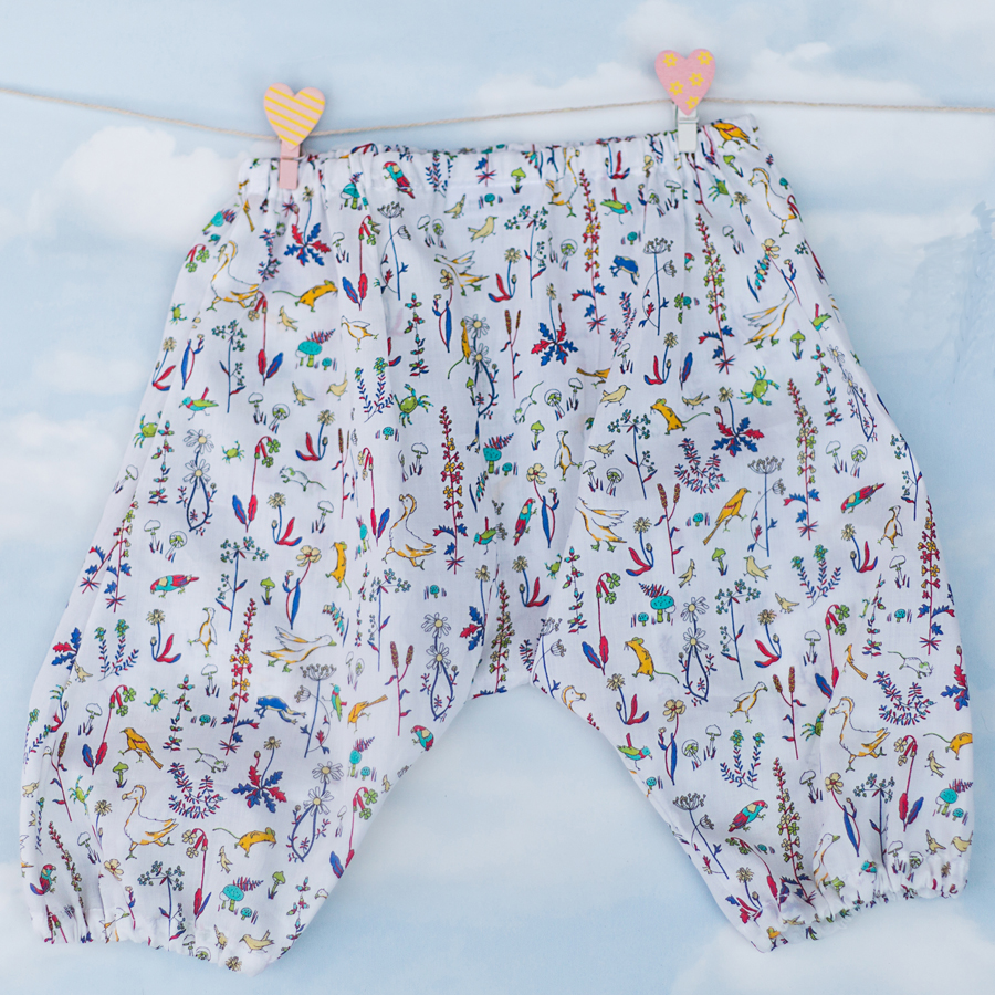 liberty baby bloomers alice in wonderland
