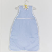 blue baby sleep bag