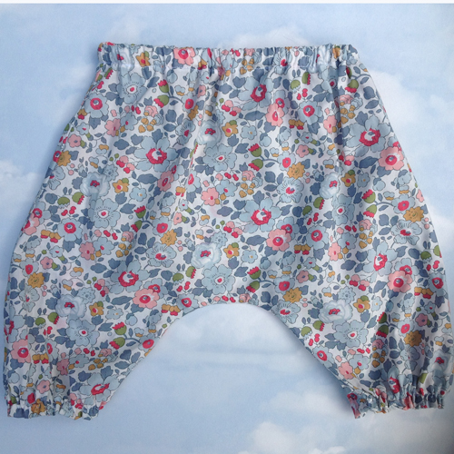 liberty baby bloomers Betsy blue