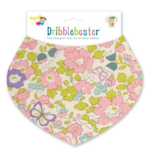 Pink Baby Bib For Girls