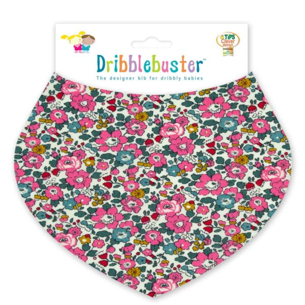 Baby Bib for dribbly babies