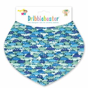 Baby Boy Dribble Bib