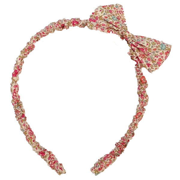 Pink Headband For Baby Girl