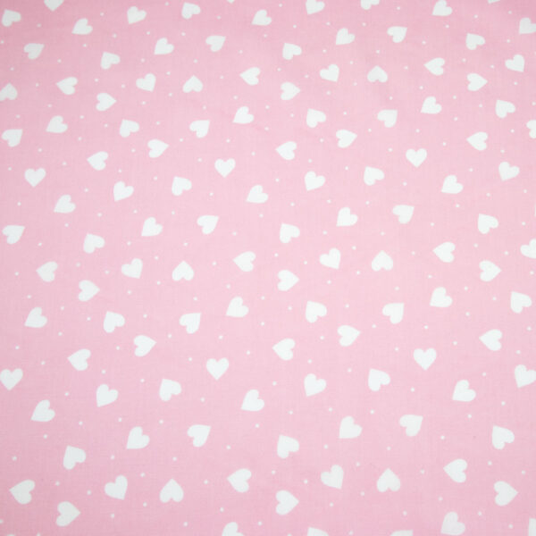 Pink Baby Dribble Bib