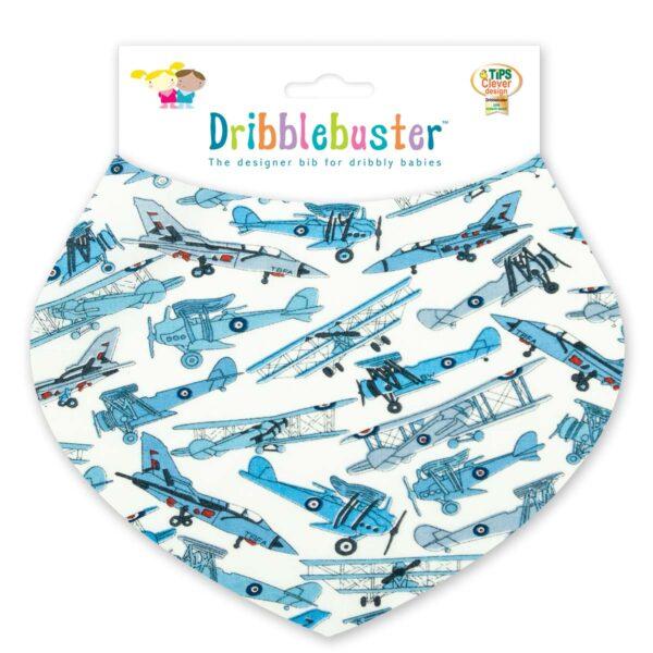 Designer Baby Boy Dribble Bib